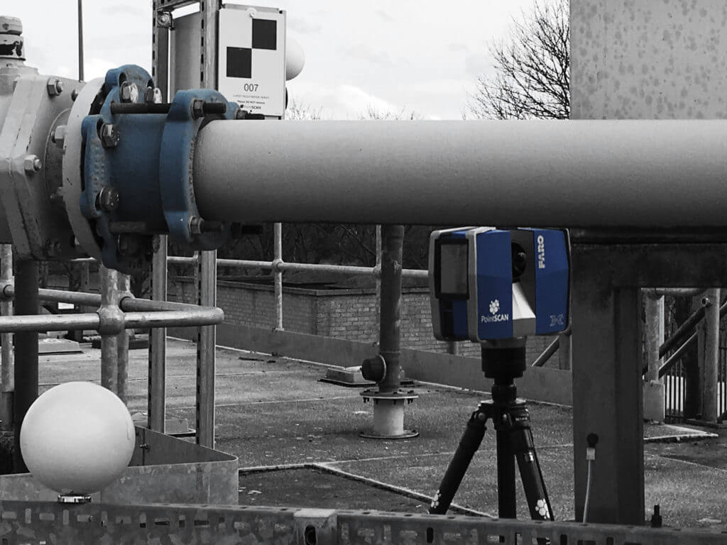 3D laser scanning throughout the UK