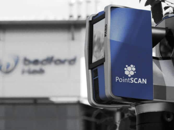 Bedford i-Lab PointSCAN Limited Bedfordshire