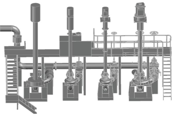 standard levels od 3D modelling detail