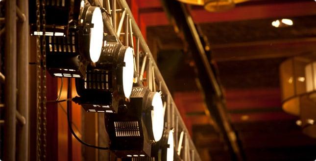 3d laser scanning on set