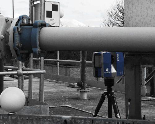 3D laser scanning throughout the UK