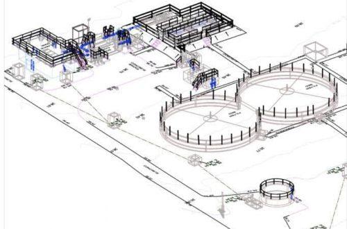 3D laser survey: Topographical 3D measurement data by PointSCAN 3D laser surveys